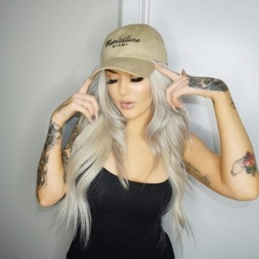 Courtney Q. worked with Fantasea Media for her branded apparel (hats)