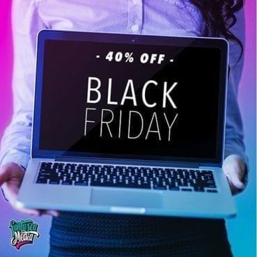 2018 Black Friday Website Promotion by Fantasea Media