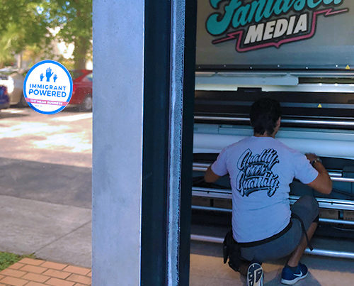 fantasea media immigrant powered campaign