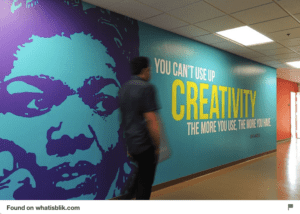 Wall Mural Miami Creative Motivational Quotes