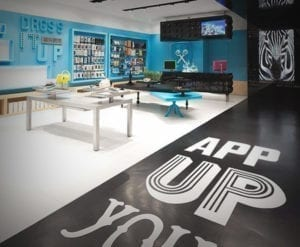 floor graphic wraps storefront signage miami