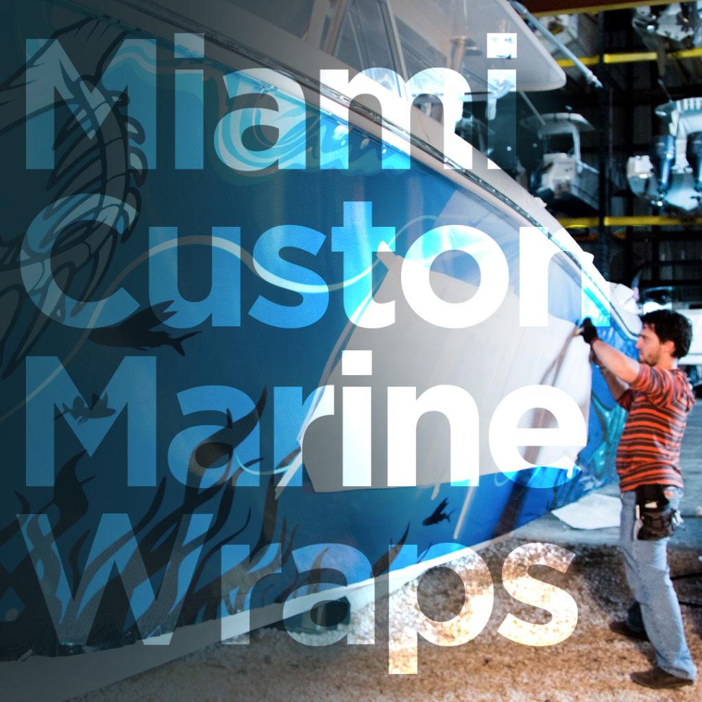 Miami Custom Marine Wraps Blog Fantasea Media