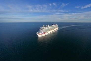 Cruise Ship Branding